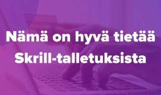 Parhaat Skrill nettikasinot suomalaisille   Viabonus.com