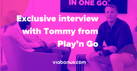 Play N Go slot game interview Tommy Adolfsson