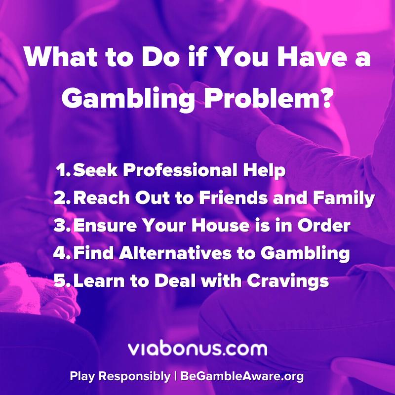 Find Help For Gambling Problem   Viabonus.com